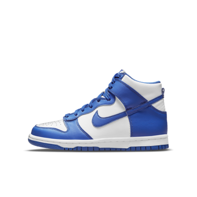Nike Dunk High GS 'Game Royal' productafbeelding