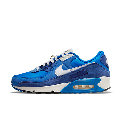 Nike Air Max 90 First Use Signal Blue productafbeelding