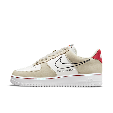 """Nike Air Force 1 '07 LV8 """"First Use"""" productafbeelding"""
