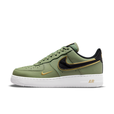 Nike Air Force 1 Low 'Double Swoosh Olive' productafbeelding