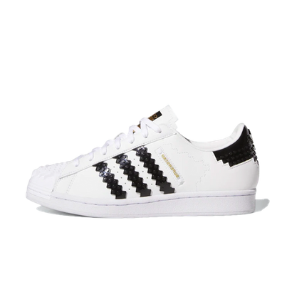 Lego X adidas Superstar 'Cloud White' productafbeelding