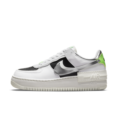 Nike Air Force 1 Shadow 'Silver Swoosh' productafbeelding
