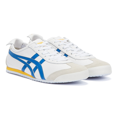 Onitsuka Tiger Mexico 66 White / Freedom Blue Trainers productafbeelding