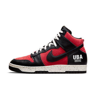 Undercover X Nike Dunk High 1985 'Gym Red' productafbeelding