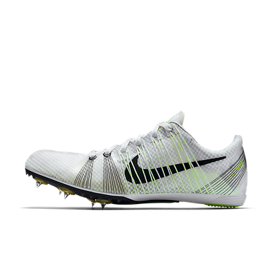 Nike Zoom Victory 2 White Black-Volt productafbeelding