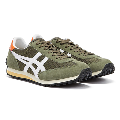 Onitsuka Tiger EDR 78 Mens Mantle Green / White Trainers productafbeelding