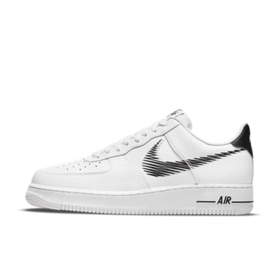 Nike Air Force 1 Low Zig-Zag 'White' productafbeelding