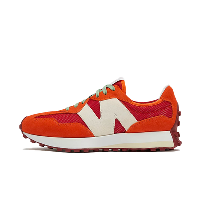 Todd Snyder X New Balance 327 'Ghost Pepper' productafbeelding