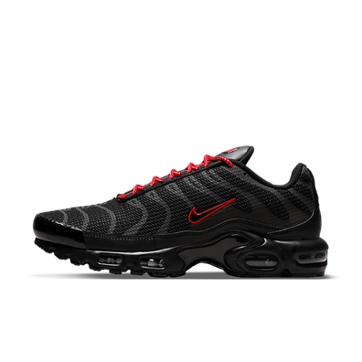 Nike Air Max Plus Black Red Reflective productafbeelding
