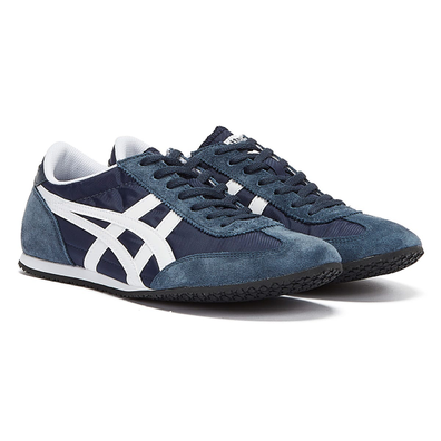 Onitsuka Tiger Machu Racer Mens MIDNIGHT / WHITE Trainers productafbeelding