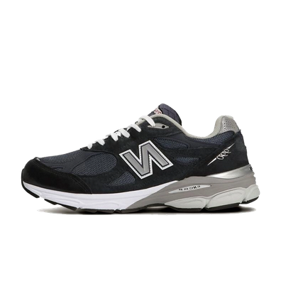 New Balance 990v3 Made In USA Navy Denim productafbeelding
