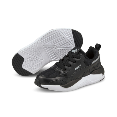 Puma X-Ray 2 Square AC PS Zwart Wit productafbeelding