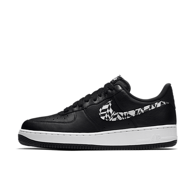 Nike Air Force 1 Funky Pattern 'Black' productafbeelding