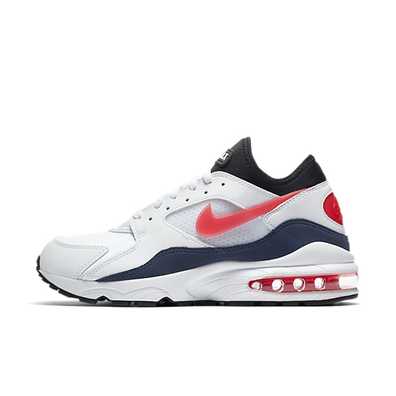 Nike Air Max 93 'White/Navy' productafbeelding