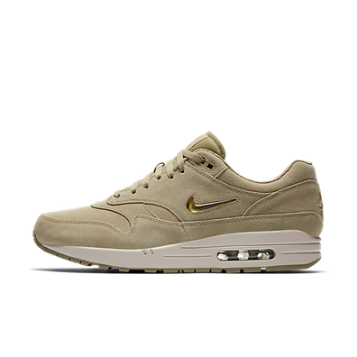 Nike Air Max 1 Premium SC Neutral Olive/Metallic Gold-Desert Sand productafbeelding