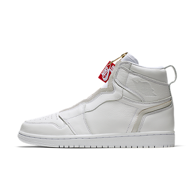 Air Jordan 1 High Zip 'White' productafbeelding