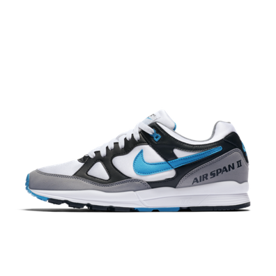 Nike Air Span II 'Dust/Laser Blue' productafbeelding
