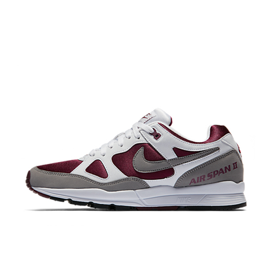 Nike Air Span II 'Burgundy' productafbeelding