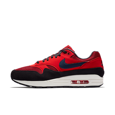 Nike Air Max 1 'Red Black' productafbeelding