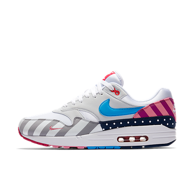 Nike Air Max 1 x Parra 'White/Multi color' productafbeelding