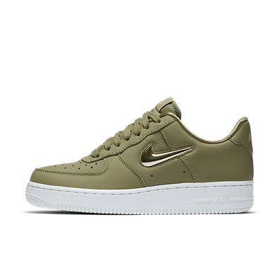 Nike Wmns Air Force 1 `07 Premium LX 'Olive' productafbeelding