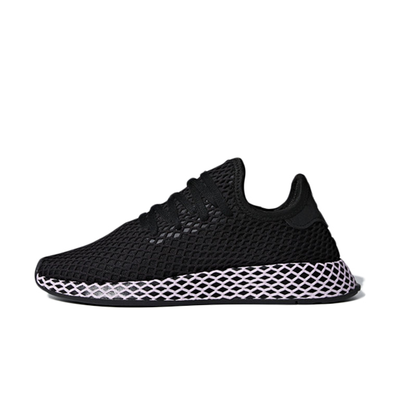 adidas Deerupt 'Black/Clear Liliac' productafbeelding
