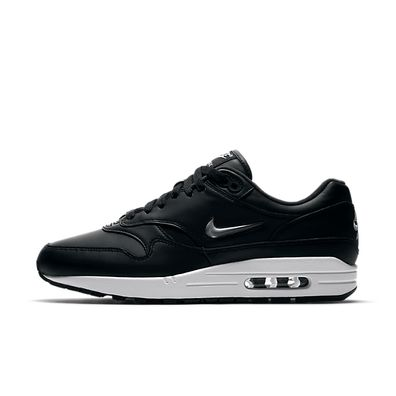 Nike Air Max 1 Premium SC Jewel Black Metallic Silver productafbeelding
