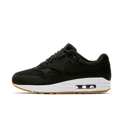 Nike WMNS Air Max 1 'Black/Gum' productafbeelding