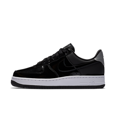Nike Air Force 1 07 Premium Black productafbeelding
