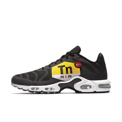 "Nike Air Max Plus Big Logo ""Black/White"" productafbeelding"