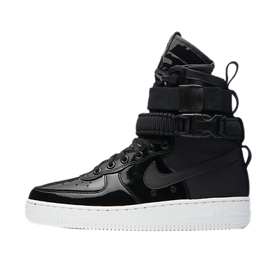 Nike Special Field Air Force 1 Black Patent productafbeelding