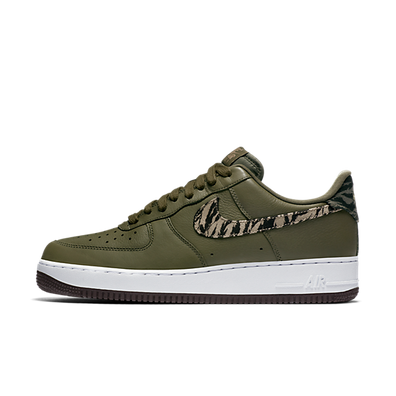 Nike Air Force 1 Low Funky Pattern 'Green' productafbeelding