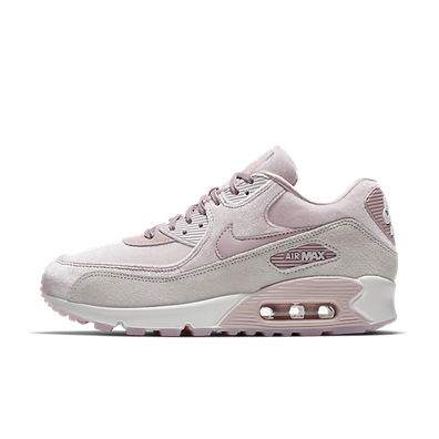 Nike Air Max 90 LX Particle Rose/Grey productafbeelding