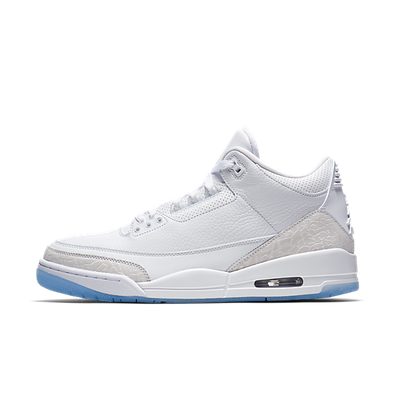 Air Jordan 3 Pure White productafbeelding
