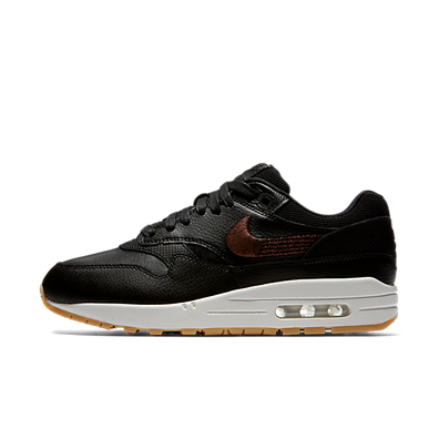 Nike Wmns Air Max 1 Premium 'Black/Gum Yellow' productafbeelding