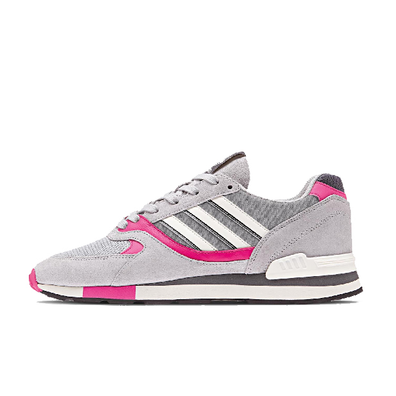 "adidas Originals Quesence ""Grey Two/Shock Pink"" productafbeelding"