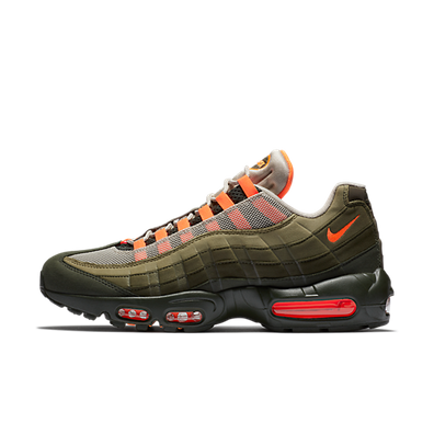 Nike Air Max 95 'Olive/Orange' productafbeelding