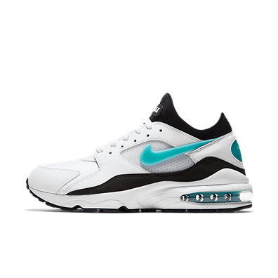 "Nike Air Max 93 ""White/Sport Turquoise"" productafbeelding"