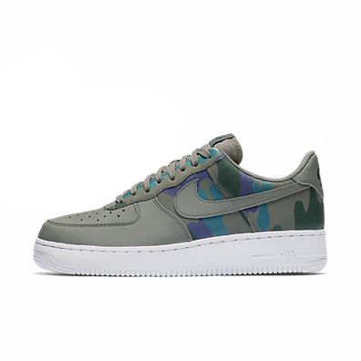 "Nike Air Force 1 '07 Lv8 ""Dark Stucco"" Camo productafbeelding"