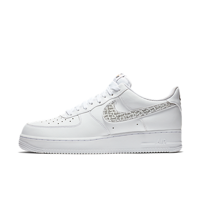 Nike Air Force 1 '07 LV8 'Just Do It' productafbeelding
