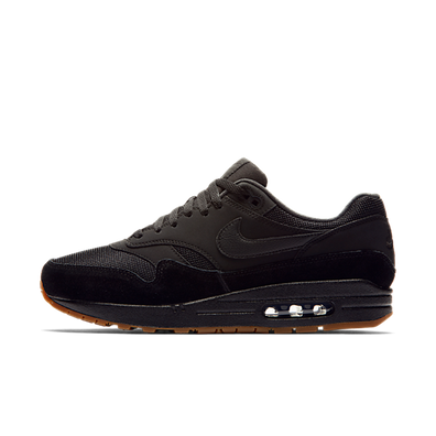 nike air max 1 heren zwart