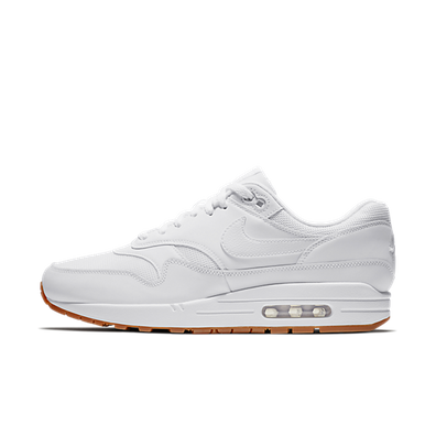 Nike Air Max 1 'White/Gum' productafbeelding
