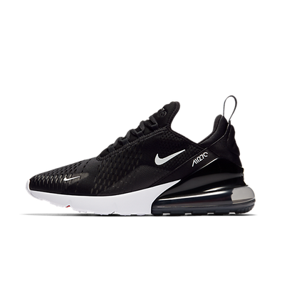 Nike Air Max 270 Black White productafbeelding