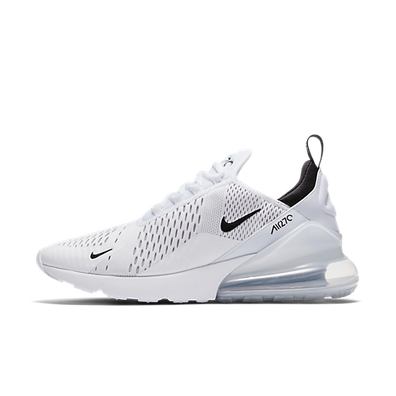 Nike Air Max 270 White Black productafbeelding