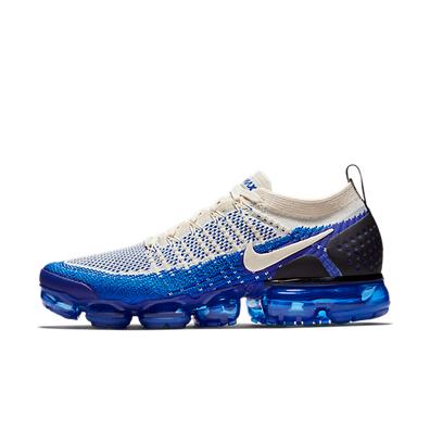 Nike Air VaporMax Flyknit 2.0 'Blue/ Light Cream' productafbeelding