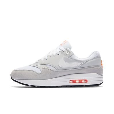 Nike Air Max 1 'Pure Platinum/Total Orange' productafbeelding