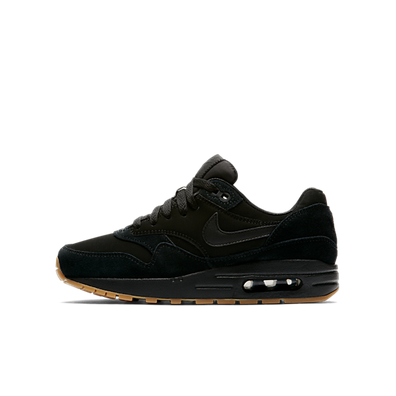 Nike Air Max 1 BG 'Black' productafbeelding