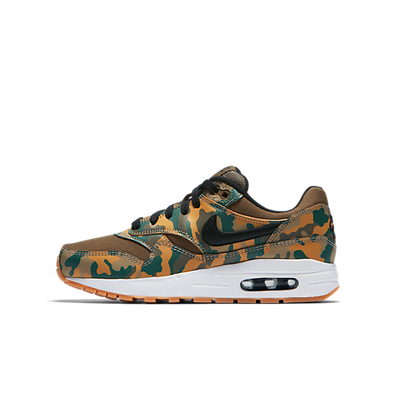 Nike Air Max 1 GS Print 'Medium Olive' productafbeelding