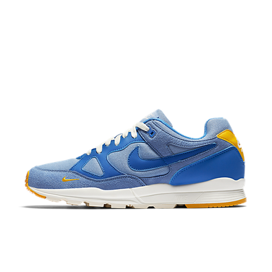 771b6786779 Nike Air Span II SE  Work Blue Mountain Blue - Yellow Ochre