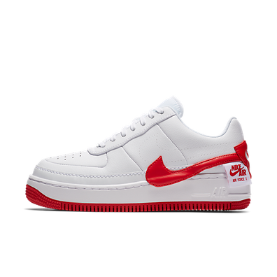 Nike Air Force 1 Jester XX 'White/University Red' productafbeelding